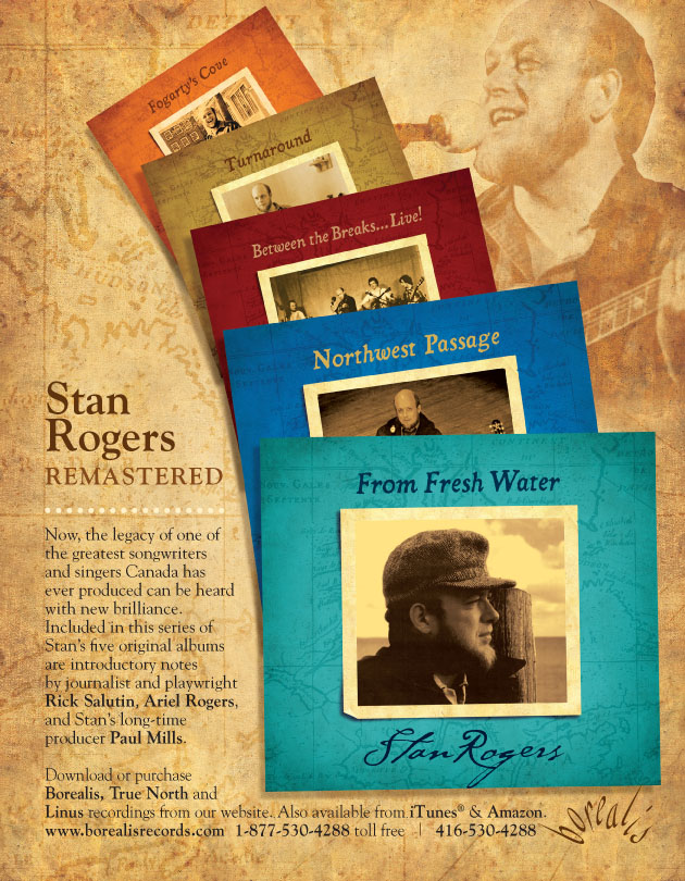 stan rogers remastered collection